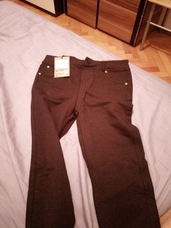 Jeggings Jeans stretch Goldigga size 8 marime mica