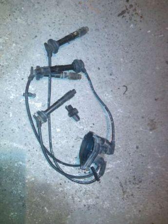 кабели с дистрибуторна капача с палец нисан микра 1.0 55 кс