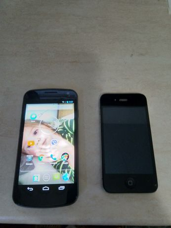 Айфон 4s и самсунг- работещи
