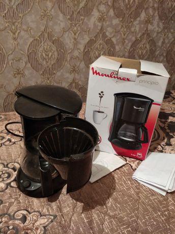 Кофеварка 0,6л Мулинекс