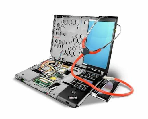 Диагностика, ремонт, обслуживание ПК и ноутбуков