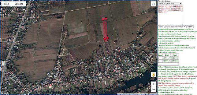 Teren extravilan 10000 m.p. in Snagov ,Tancabesti Ilfov