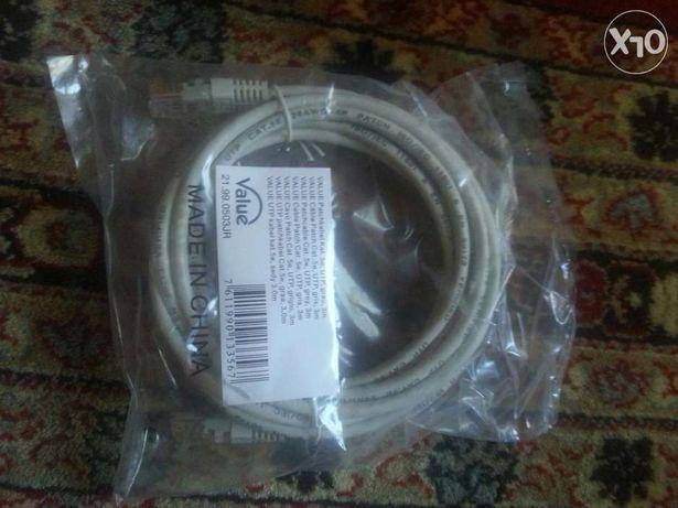 Cablu de retea STP Cat5e UTP