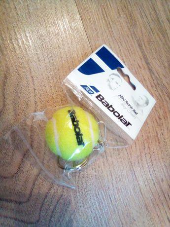 Тенис топка ключодържател