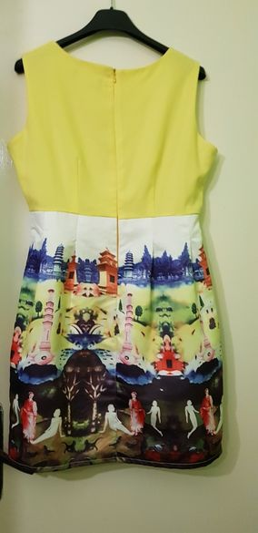 Маркова рокля Кавали.