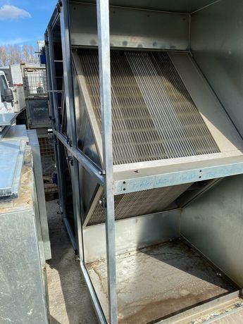 Centrala termica de ventilatie