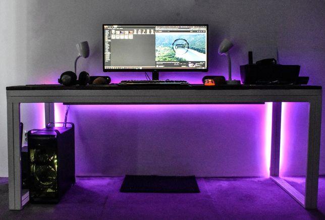Birou Gaming / workspace Custom Homemade