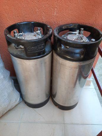 Vànd butoi inox 19 litri