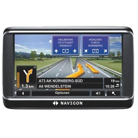 GPS Navigon 40 plus