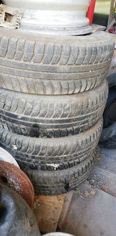 Резина с желесками колеса зимние диски