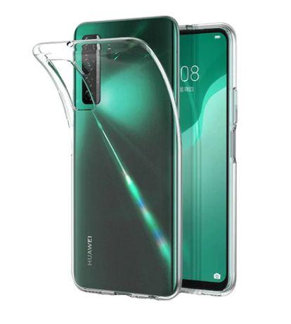 Husa Huawei P40 Lite 5G, Ultra Slim, Transparenta