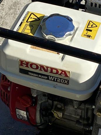 Motopompa Honda WT 20 X