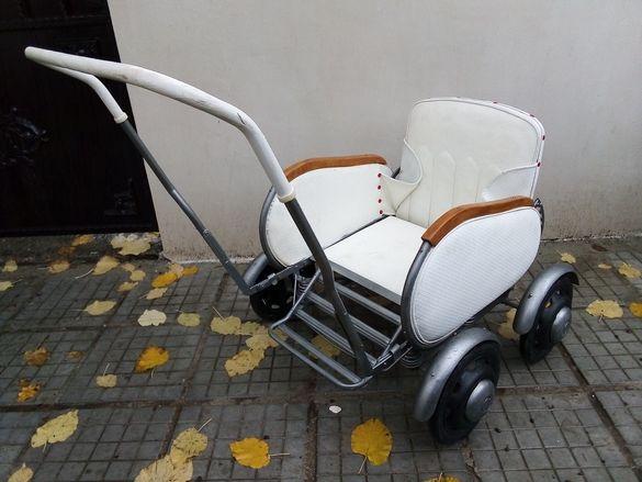 Винтидж Детска количка