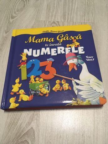 Mama Gașca te învață numerele