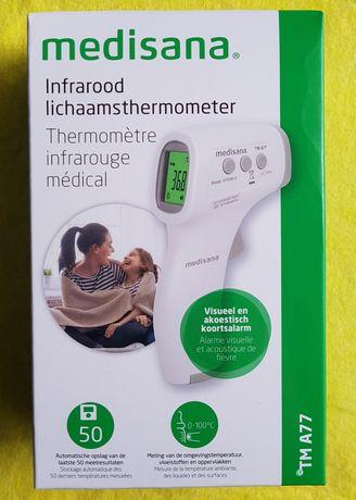 Termometru medical copii cu infrarosu MEDISANA TM A77, nou