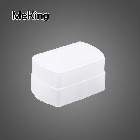 Difuzor blit alb compatibil pentru Godox V860C TT685 TT600S TT600