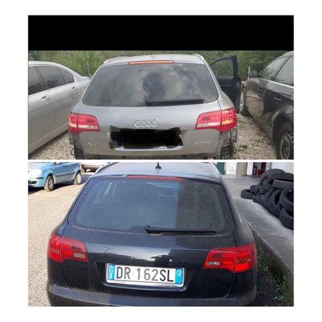 Стопове за Audi A6 Avant 2006 и 2010 4f комби