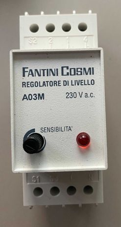 Regulator nivel apa put + senzori
