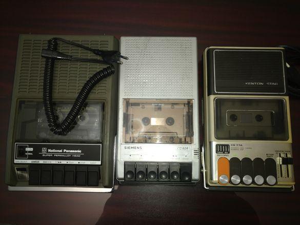 Преносими касетофони