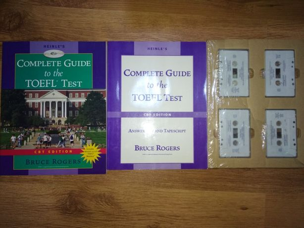 СРОЧНО Complete Guide to the TOEFL TEST