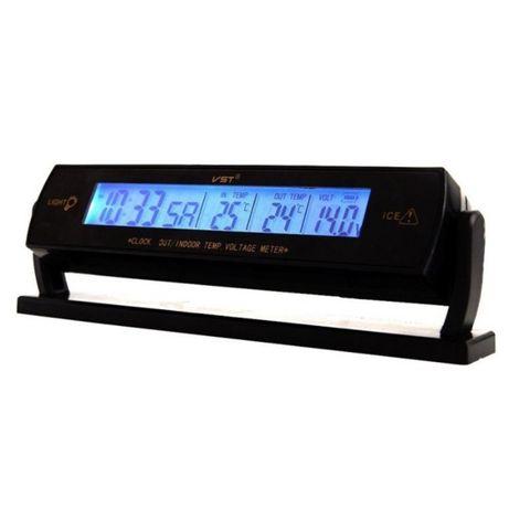 Часовник , термометър и волтметър за автомобил