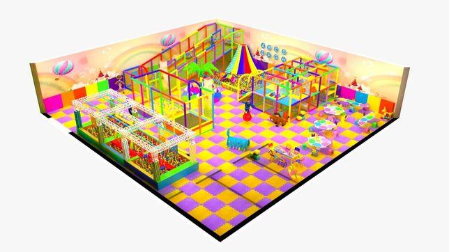 Полный комплекс детского игрового оборудования.  В наличии и на заказ.