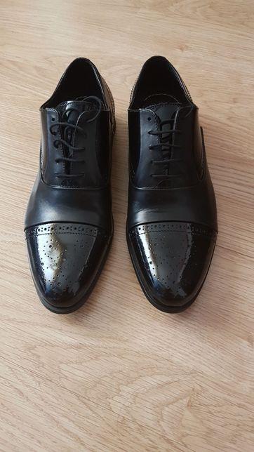 Pantofi barbatesti piele nr.40 Noi
