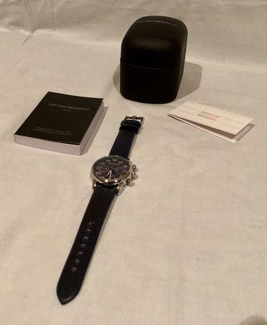 Ceas Emporio Armani - cronograf (clasic, elegant și rafinat)