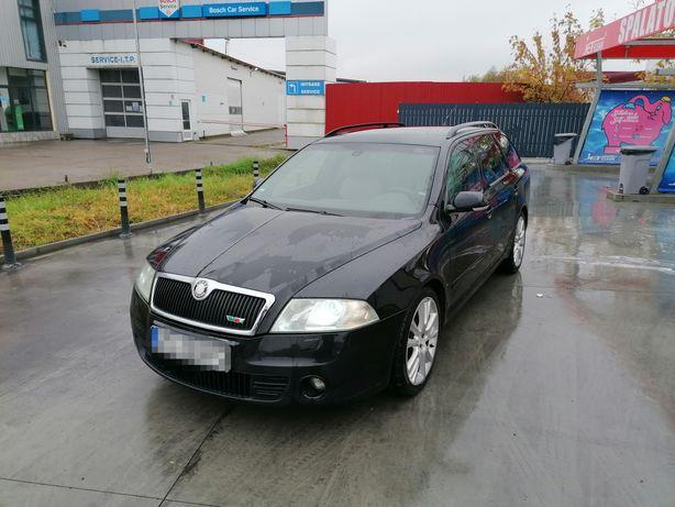 Skoda Octavia 2 VRS