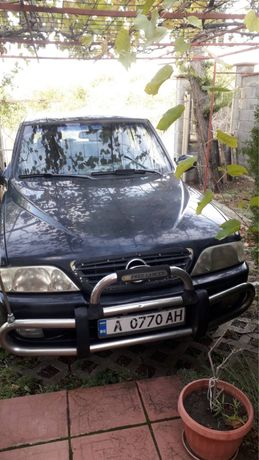 Ssangyong MUSSO 2.9 TD