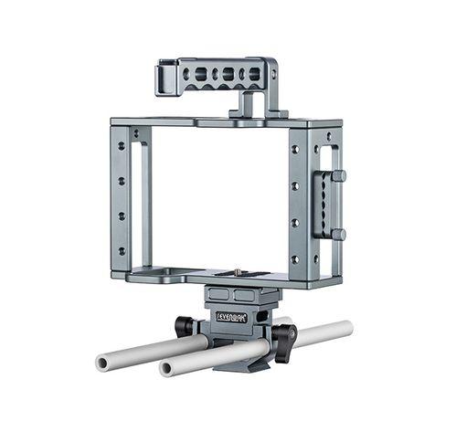 Sevenoak SK-C03 Camera Cage with Handle Grip and Rig Heavy-duty alumin