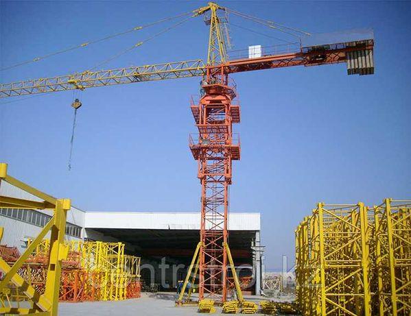 Продам башенный кран грузоподъемность 6 тонн