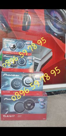 Колони Говорители Музика Кола Тонколони 13 10 16 Pioneer Sony Пайнер