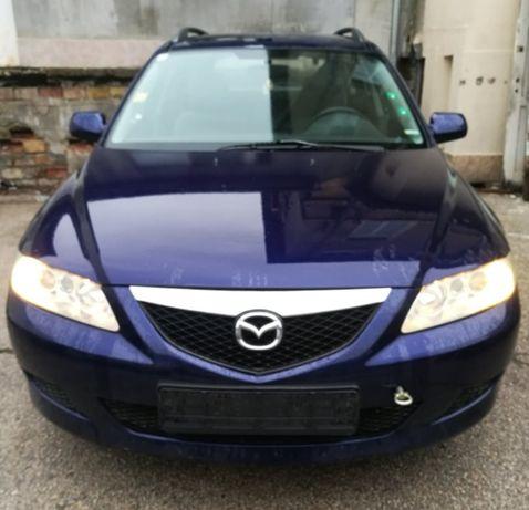 Mazda мазда 6 на части Дизел