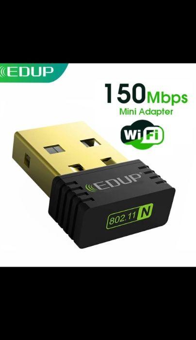 Adaptor Wireless Internet Adaptor 150mb/s WiFi LAN Adapter USB Zalau - imagine 1