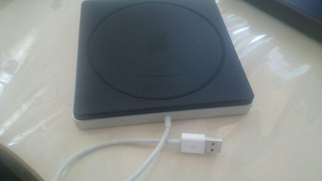 Внешний оптический dvd+rw/cd+rw привод для компьютеров Apple