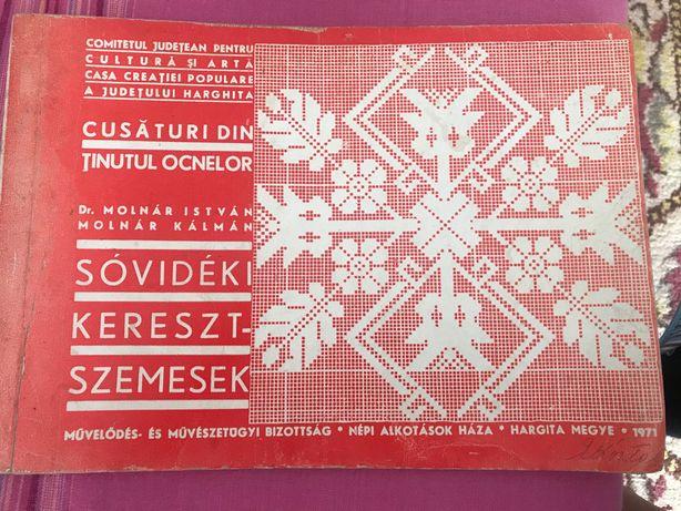 Carte cusut / varrasos konyv