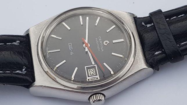Ceas Automatic Certina DS4 cu frecventa înaltă 28800 a/h functional