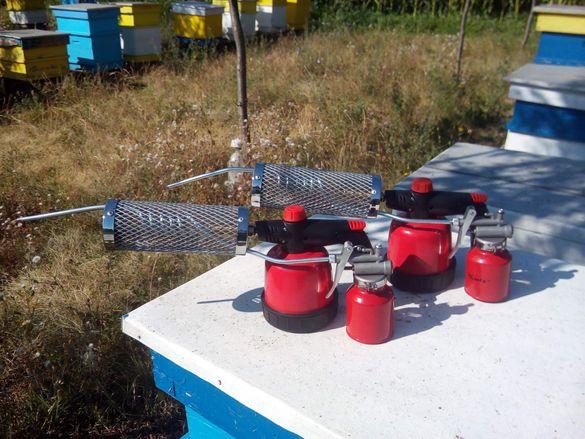 Газови пушалки за пчели... НОВИ...