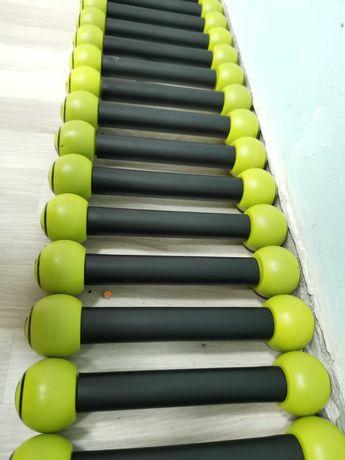 Продам Zumba Toning Sticks гантели легкого веса