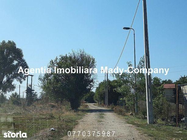 Teren intravilan de vanzare in Constanta, zona Palazu Mare elvila