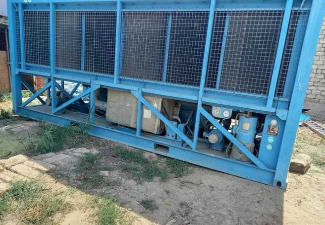 Чиллер Trane RTAC 200 (720 кВт)