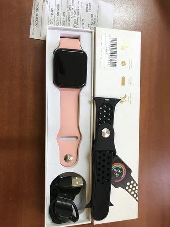 Умные часы-браслет Smart Watch F8 White (SW0001F8SW)