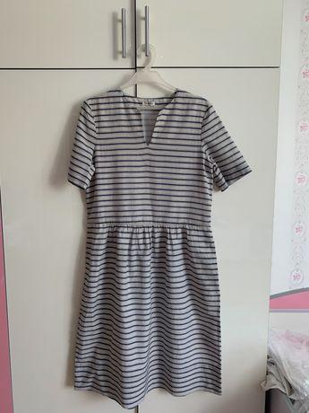 Платье на повседневку, Итальянское, Летнее