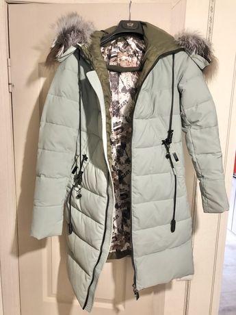 Продам зимний пуховик, женскую куртку