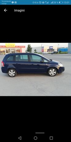 Opel zafira B 2009 1.7 125 cp