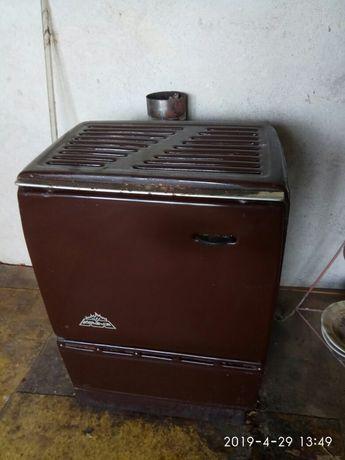 Навтова печка от едно време