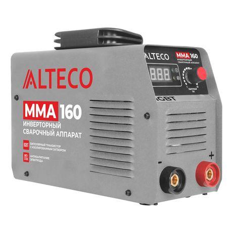 Сварочный аппарат ALTECO MMA 160
