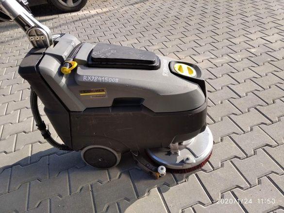 Подопочистващи машини под наем от Рентекс