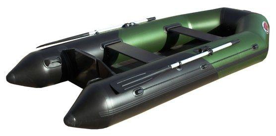 Лодка ПВХ ЮРОК 290 слань
